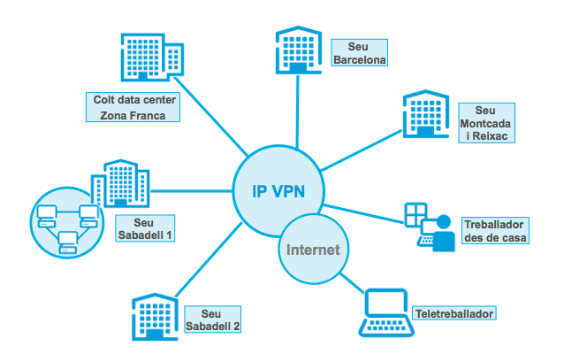 IP VPN